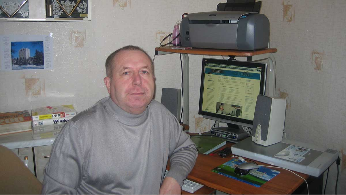Сергей Авдевнин - Автор сайта для пенсионеров